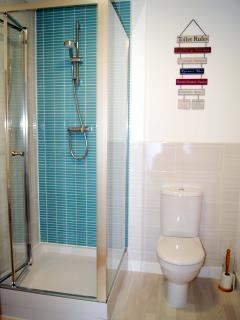 En-suite Shower Room in the Master Bedroom