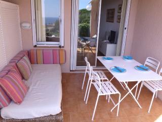 Beau 2 Pièces - 4/5p - Vue mer et piscine, Sainte-Maxime