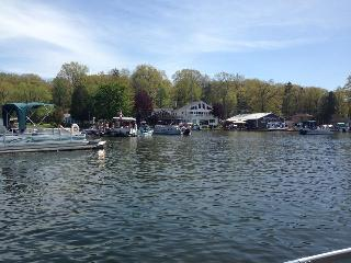 #2 Chippewa Lake Apartment W/ Dock for your boat.