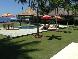 TOTAL FRONT BEACH VILLA IN JASRI AREA, Karangasem
