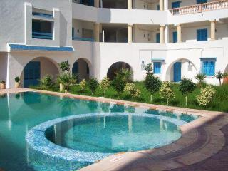 Smart flat with pool, near beach, Sousse