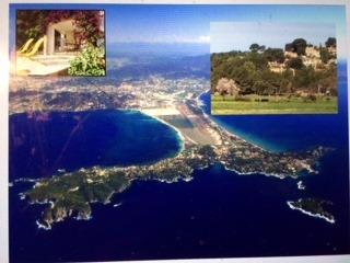 Villa rez de jardin 60m2 calme  entre mer et ville, Hyères