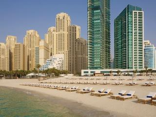 *Oceanfront 5*, 4 BR,  Apt, Sea Views , JBR Walk, Dubái