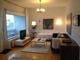 One-bedroom apartment in Turku city center