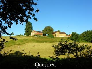 Queytival, Maison de la Cour, charme, tranquillité