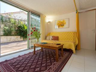 2 pieces independant dans villa au calme a Cagnes