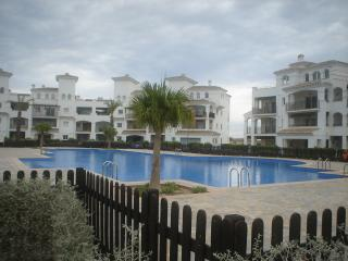 GROUND FLOOR APARTMENT IN HACIENDA  RIQUELME, Sucina