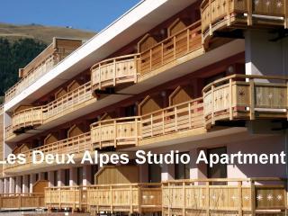Les Deux Alpes Studio