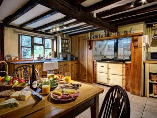 Treat yourself to a feast on your Suffolk farmhouse break