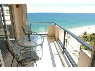 STUNNING OCEANFRONT CONDO ON THE BEACH RENOVATED, Lauderdale by the Sea