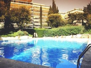 Lit Bright 2 appartement avec piscine communautaire et terrasse, Juan-les-Pins