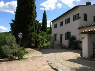 VILLA  OLIVI, Fiesole