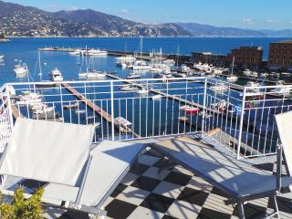 Gardenia, 3 terraces with sea view, Santa Margherita Ligure