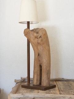 Lampes de chevet details.