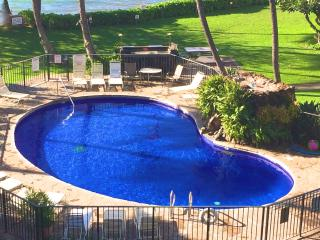 Beautiful Oceanfront condo., Maalaea