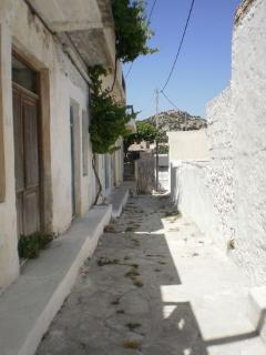 walkway view