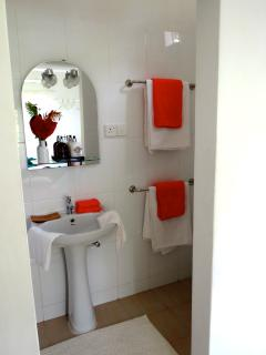 The Coral Room en-suite