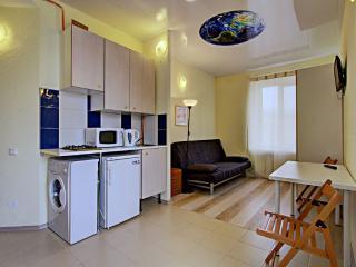 Comfortable Studio Apartment on Grafsky(380), San Pietroburgo