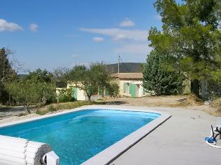 Country house with pool, La Verdiere