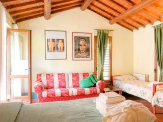 Podere Casarotta - 'Il Fienile' bedroom