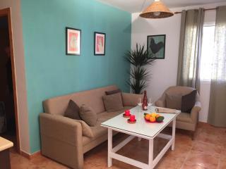Apartamento Pedregalejo Playa 2 habit. wifi gratis, Malaga