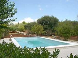As seen on'A Place in the Sun'2bed villa with pool, holiday rental in San Vito dei Normanni