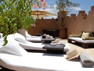 Riad FM - Jade Double Room, Marrakech