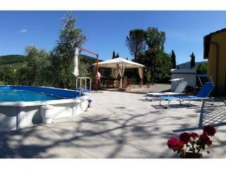 Villa storica in collina con piscina privata