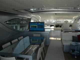 Yacht in Liguria LEOPARD 80, La Spezia