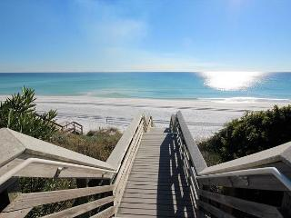 Sugaree - guest cottage steps to the beach, Seagrove Beach