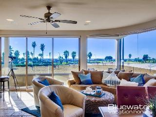 Pacific Palms - Ocean Front Vacation Rental Home in South Mission Beach, San Diego