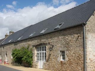 Longere in Guern, a luxury converted farmhouse.