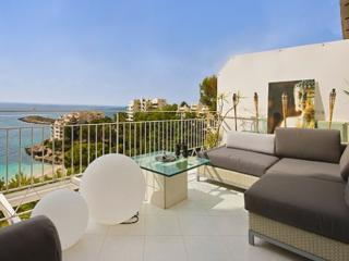 Apartamento con vistas al mar, Illetes