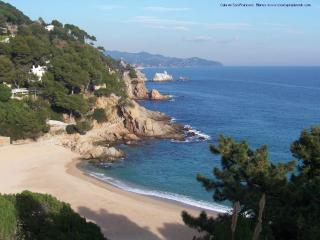 Apartamento vista mar en Cala Sant Francesc, Costa Brava, Blanes