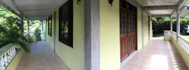 Floresta tropical Residence - L - em forma de varanda