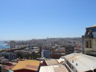 Vista al mar con terraza - Vive como un porteño, Valparaíso