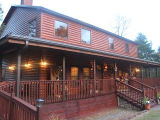 Luxurious Brown Bear Cabin