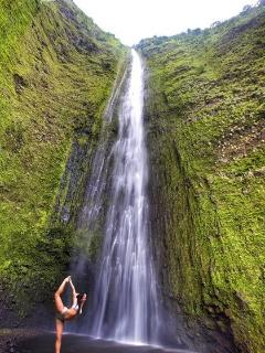 Venture down into Waipio Valley to see many waterfalls and the Black sand beach