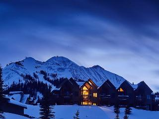 Big Sky Slopeside 3BR, 2.5BA Townhome in Moonlight Basin