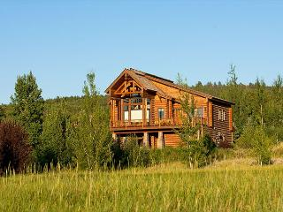 Luxury Log Cabin at Teton Springs! - Sleeps 12