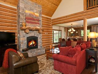 4 Bedroom Luxury Log Cabin at Teton Springs! - Sleeps 12