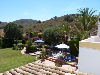 Another view from the roof terrace and bedroom 2