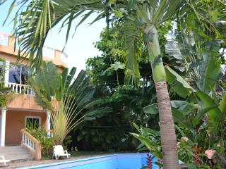 Apartment at the villa with pool, Sosúa
