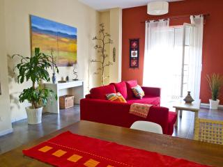 Sunny Cozy Loft Apartment Centre Malaga. Fully equipped, free wifi. Enjoy it!