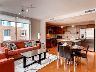 GSA Luxury 2BR Georgetown Apt+Pool, Gym, WiFi!, Washington DC