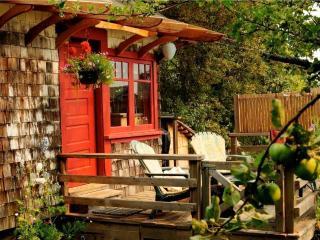 Orchard Cabin, Ilha Salt Spring