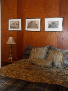 Main Floor - Mine Foreman's Room - Double Bed