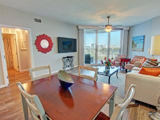 Palms 2414 Jr.2BR/2BA- Shuttle 2 Beach- FAB Furnishing & Views- Real Joy FunPass