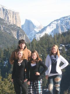 Yosemite is open year round