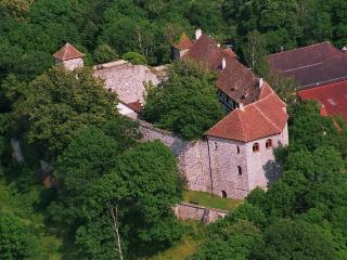 Staufferburg 12 Jahrhundert 'Tannenburg'